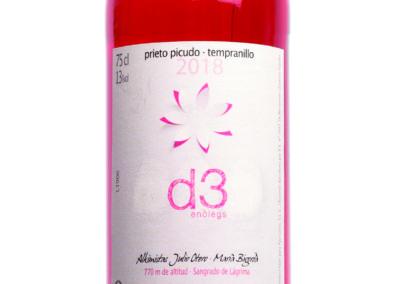 D3 enólegs rosat intens