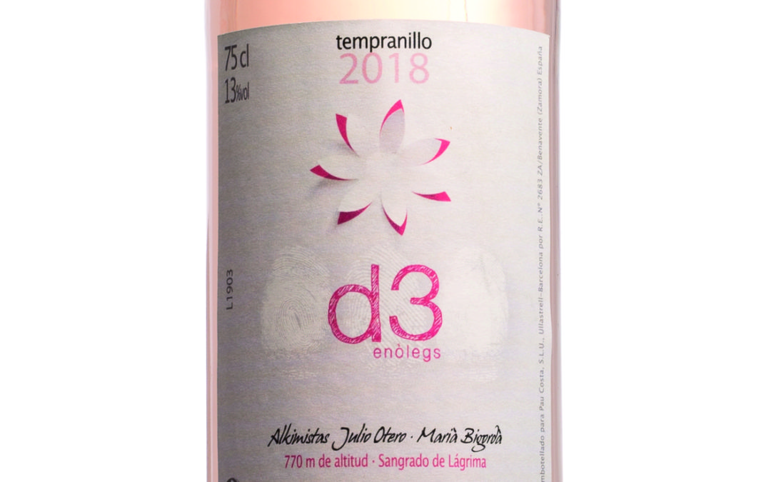 D3 Enòlegs rosé pale