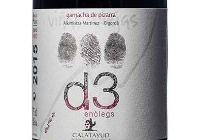 D3 enòlegs Calatayud