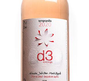 D3 Enòlegs rosé pale