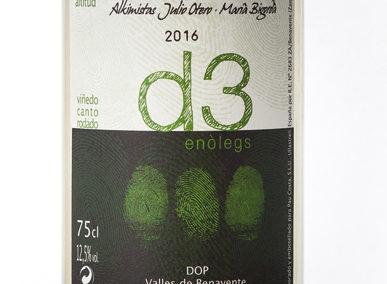 D3 enòlegs Verdejo
